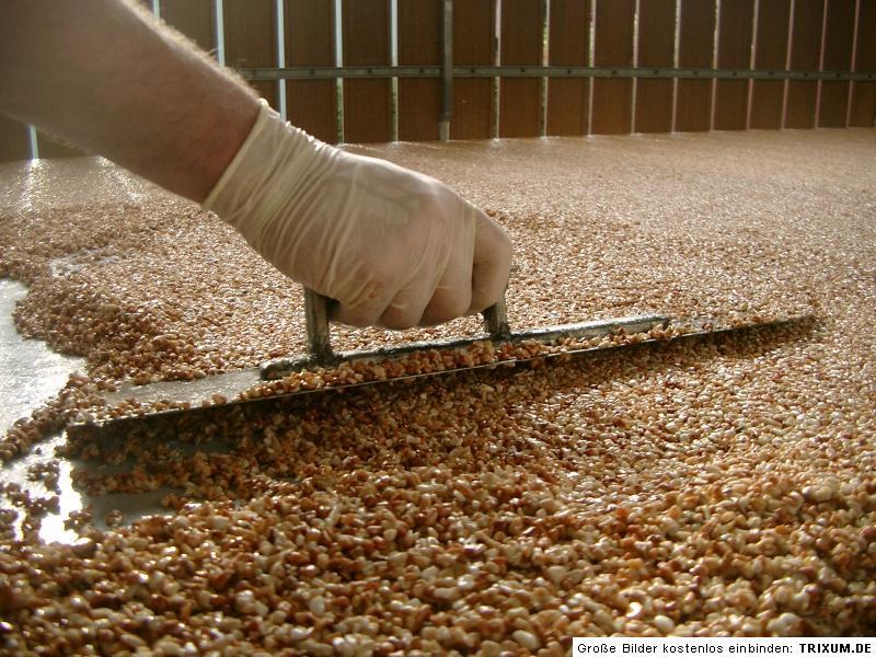 Pu Terrazzoboden Granulatboden Industrie Boden Belag Nur Fur Aussen
